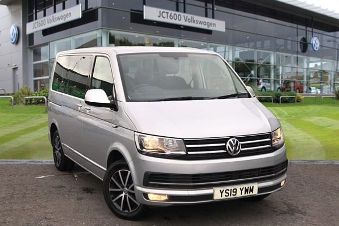 Volkswagen Caravelle Executive SWB 150ps TDI 7sp DSG EU6