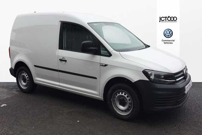 Volkswagen Caddy 1.2 TSI (84PS) EU6 Startline