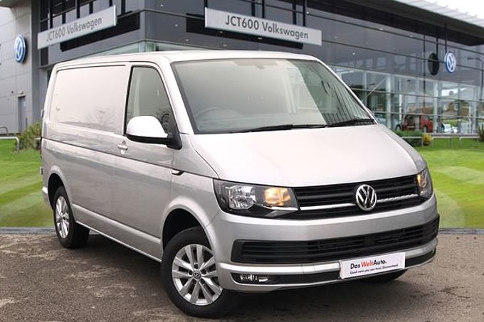 Volkswagen Transporter T30 PV Highline SWB 2.0 TDI 150ps 6sp Man EU6