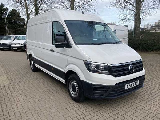 Volkswagen Crafter Panel Van 2.0TDI 140PS EU6 CR35MWB Trendline FWD Air Con