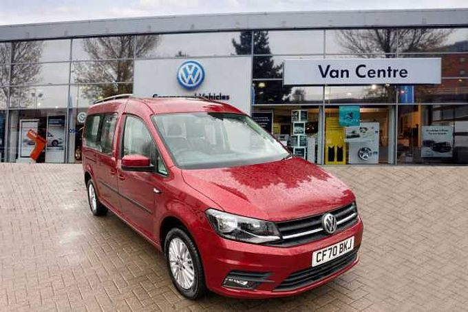 Volkswagen Caddy Maxi Life 2.0 TDI (102ps) C20 MPV Wheel Chair Accessible