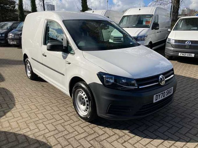 Volkswagen Caddy Van 2.0 TDI (102PS) C20 Startline BMT P/Van Business Pack