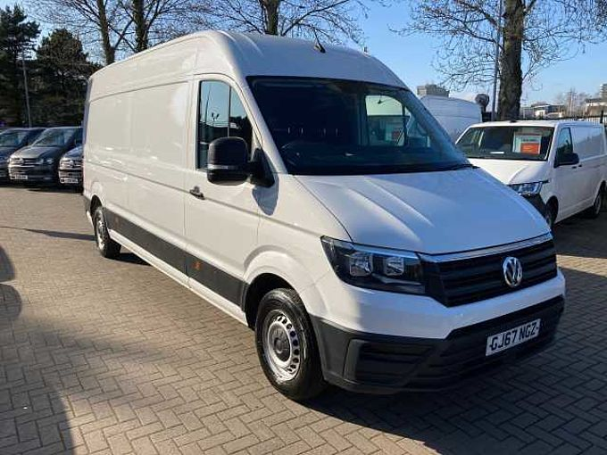 Volkswagen Crafter Panel Van 2.0TDI 140PS EU6 CR35LWB Trendline
