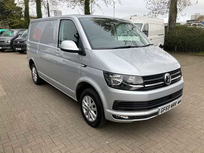 Volkswagen Transporter 2.0TDI 102ps T28 Highline BMT SWB PV NO VAT