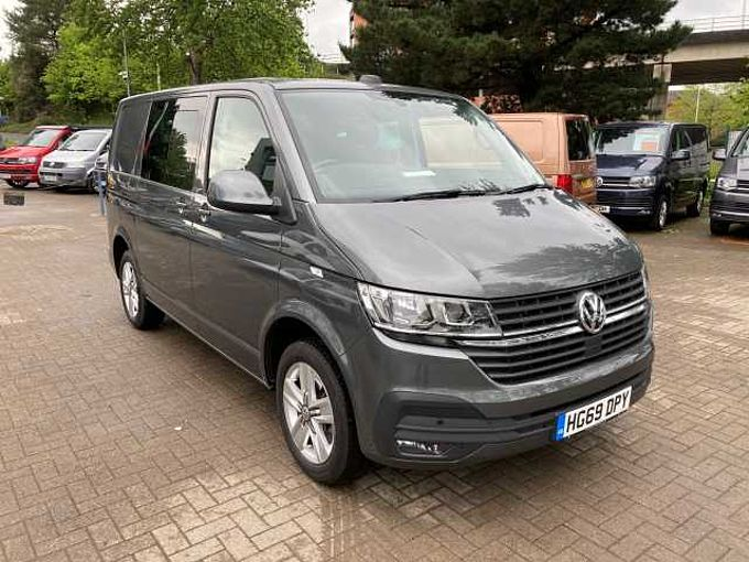 Volkswagen Transporter 2.0TDI 150ps T32 Highline BMT SWB Kombi 150 Manual T6.1