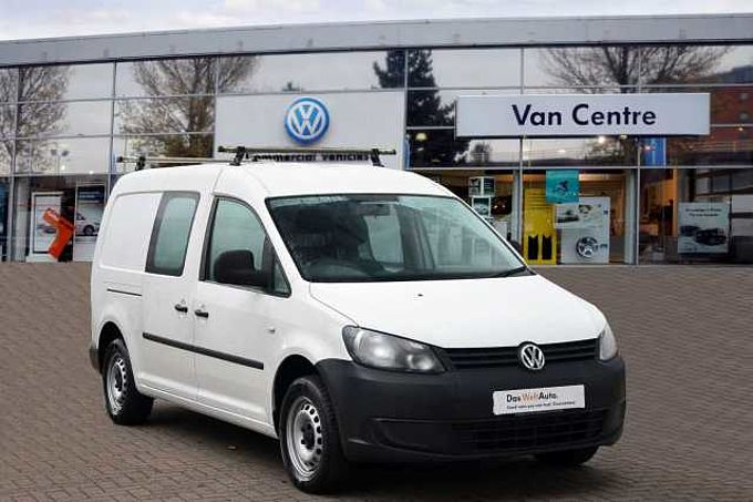 Volkswagen Caddy Maxi Kombi 1.6 TDI C20 102PS