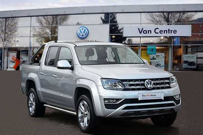 Volkswagen Amarok Highline Amarok Highline 224 PS 3.0 V6 TDI 8sp Automatic 4Motion