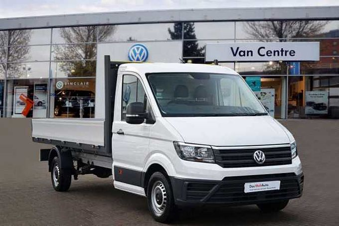 Volkswagen Crafter Cr35 Lwb Diesel 2.0 TDI 140PS Startline Chassis cab