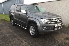 Volkswagen Amarok Highline 2.0 BiTDi 180PS 4MOTION