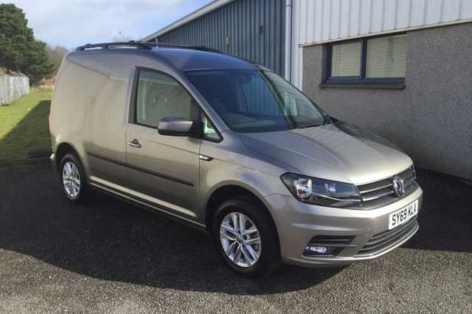 Volkswagen Caddy Van C20 Highline 2.0 TDI 102PS