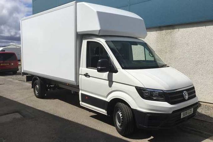 Volkswagen Crafter Luton Box Van CR35 LWB 2.0 TDI 140PS