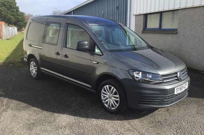 Volkswagen Caddy Kombi C20 2.0 TDI 102PS DSG