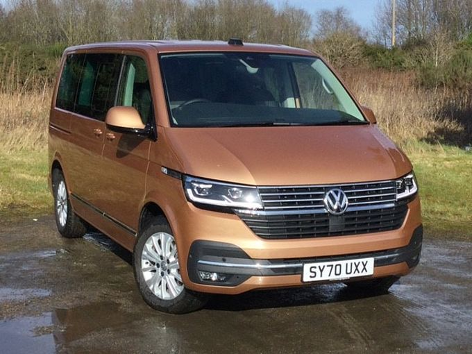 Volkswagen Caravelle Executive 2.0 BiTDI 199PS DSG