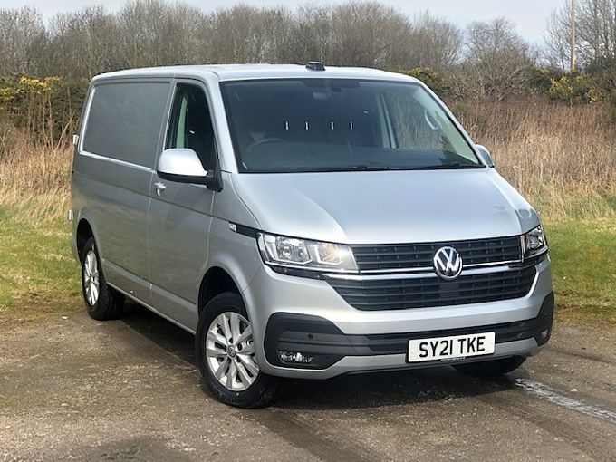 Volkswagen Transporter T28 Highline 2.0 TDI 150PS DSG