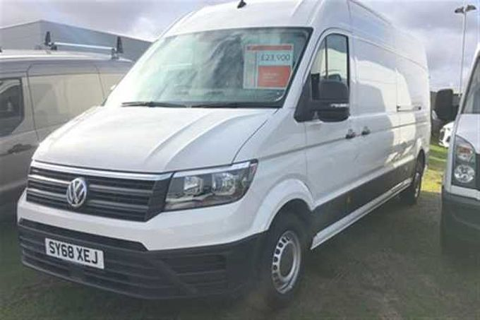 Volkswagen Crafter Panel Van CR35 Startline LWB 2.0 TDI 102PS