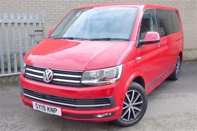 Volkswagen Caravelle Executive 2.0 TDi 150PS SWB DSG