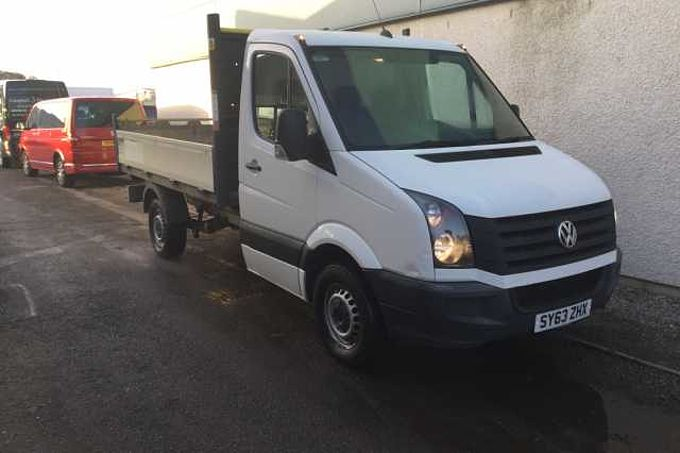 Volkswagen Crafter Tipper CR35 MWB 2.0 TDi 136PS