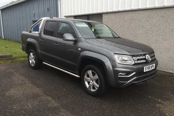 Volkswagen Amarok Highline 3.0 TDI V6 258PS 4MOTION
