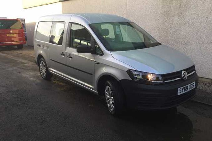 Volkswagen Caddy Maxi Kombi C20 2.0 TDI 102PS