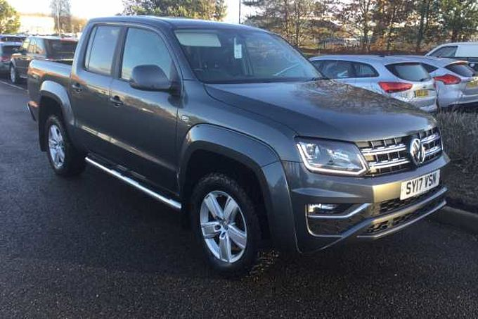 Volkswagen Amarok Highline 3.0 V6 TDI 224PS 4MOTION