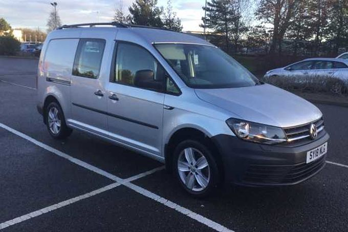 Volkswagen Caddy Maxi Kombi C20 2.0 TDI 150PS