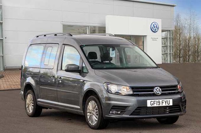 Volkswagen Caddy Maxi Life 2.0 TDI 150PS C20 EU6 7 Seats