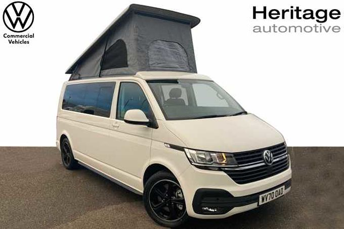 Volkswagen Transporter Camper Conversion 2.0 TDI 150 Highline LWB