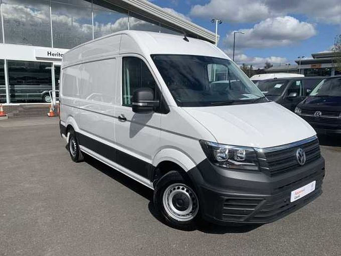 Volkswagen Crafter 2.0TDI 140PS  MWB Trendline with Business Pack