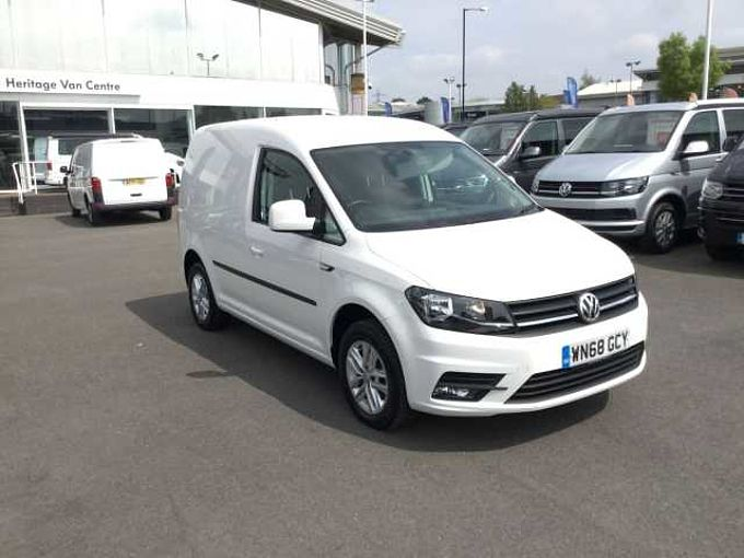 Volkswagen Caddy 2.0 TDI (102PS) C20 Highline NAV BMT Panel Van
