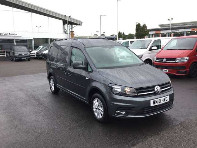 Volkswagen Caddy Maxi C20 Diesel 2.0 TDI BlueMotion Tech 102PS Highline Van