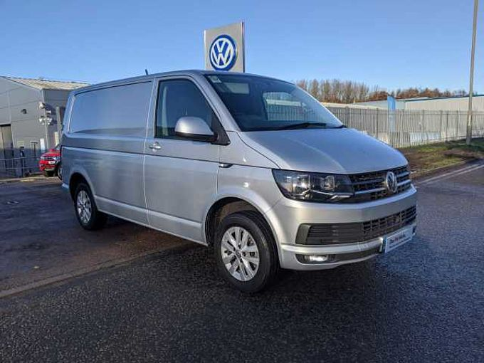 Volkswagen Highline T28 Panel van Highline SWB EU6 102 PS 2.0 TDI BMT 5sp Manual