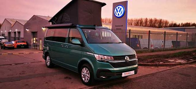 Volkswagen California Coast SWB 150 PS 2.0 TDI 7sp DSG