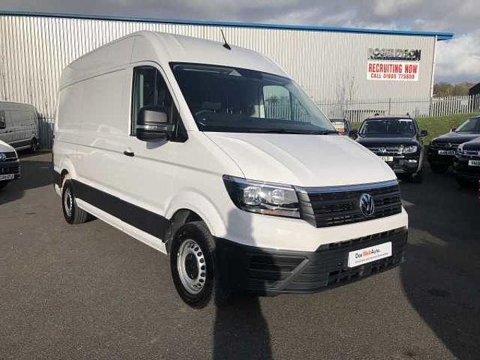 Volkswagen Crafter Cr35 Mwb Diesel 2.0 TDI RWD 140PS Trendline High Roof Van