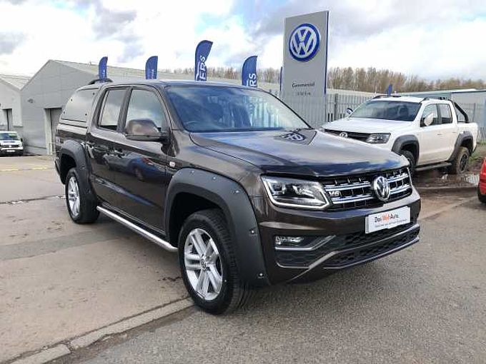 Volkswagen Amarok Amarok V6 Highline 3.0 224PS