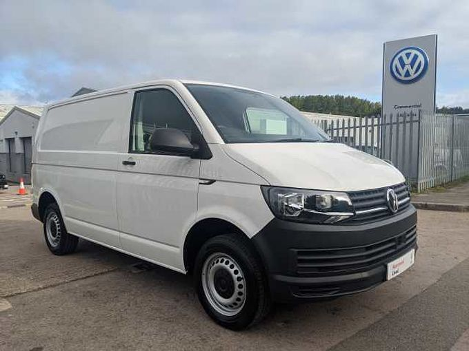 Volkswagen Transporter PV 2.0 TDI (102PS) T28 Startline SWB ***BUSINESS PACK***