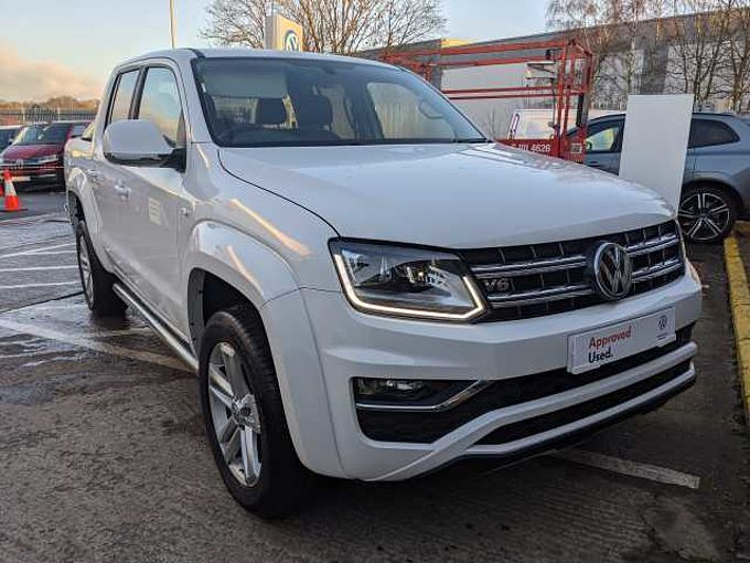 Volkswagen Amarok Highline 3.0TDI V6 204PS Highline 4M PickUp