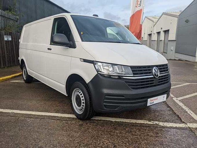Volkswagen ABT e-Transporter T6.1 Advance LWB Panel Van 110PS