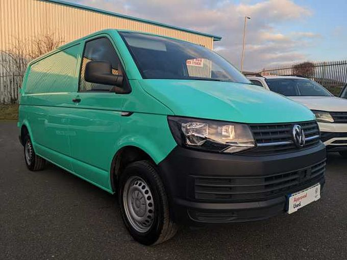 Volkswagen Transporter PV 2.0 TDI 84PS T30 Startline BMT LWB ***BUSINESS PACK***