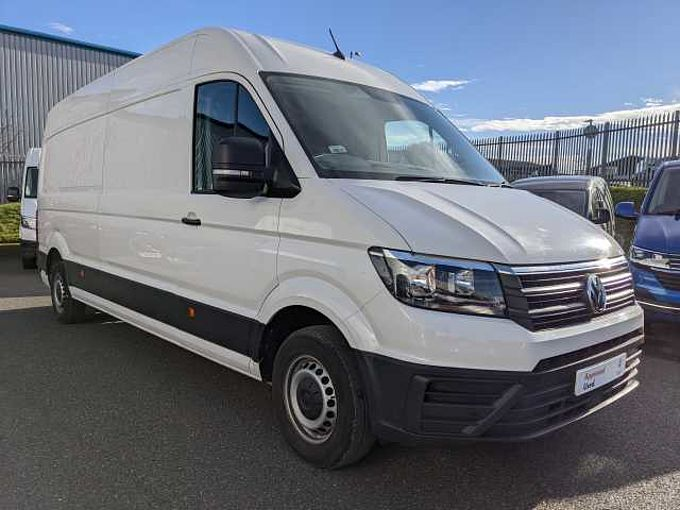 Volkswagen Crafter 2.0TDI 140PS Eu6dT-E CR35 LWB Startline ***BUSINESS PACK***