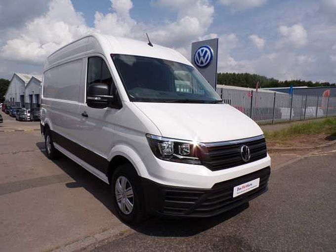 Volkswagen Crafter Panel Van 2017 2.0TDI 102PS EU6 CR30MWB Startline