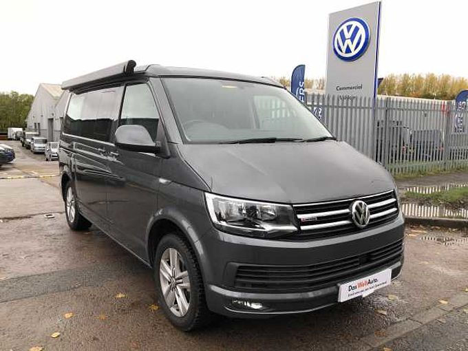 Volkswagen California Diesel Estate 2.0 TDI BlueMotion Tech Ocean 204 5dr 4MOTION DSG