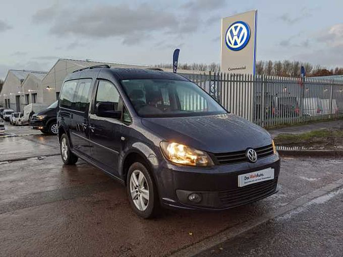Volkswagen Caddy Maxi Life 1.6 TDI C20 102PS
