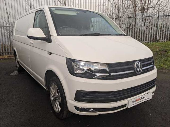 Volkswagen Transporter PV 2.0 TDI (102PS) T32 Highline SWB