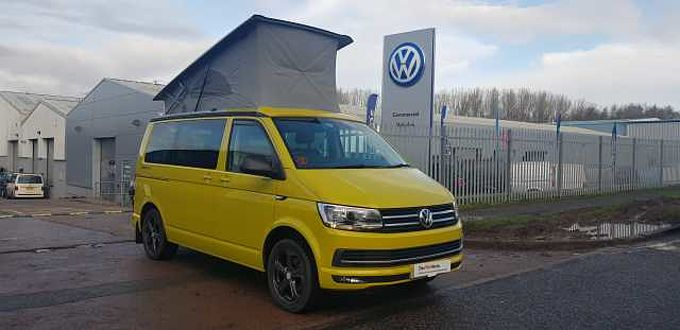 Volkswagen California Diesel Estate 2.0 TDI BlueMotion Tech Beach 150 5dr