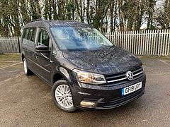 Volkswagen Caddy Maxi Life C20 150 PS 2.0 TDI 6sp DSG