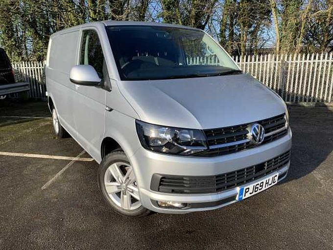 Volkswagen Transporter Panel Van T32 Highline SWB 150 PS 2.0 TDI BMT 6sp Manual