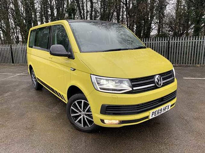 Volkswagen Transporter Kombi T30 Edition SWB 150 PS 2.0 TDI BMT 6sp Manual