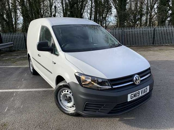 Volkswagen Caddy Panel Van C20 Startline SWB EU6 102 PS 2.0 TDI BMT 5sp Manual