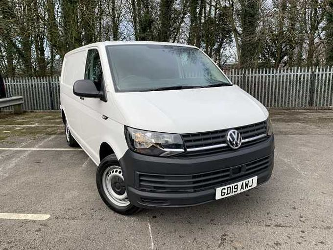 Volkswagen Transporter Panel Van T28 Startline SWB EU6 102 PS 2.0 TDI BMT 5sp Manual