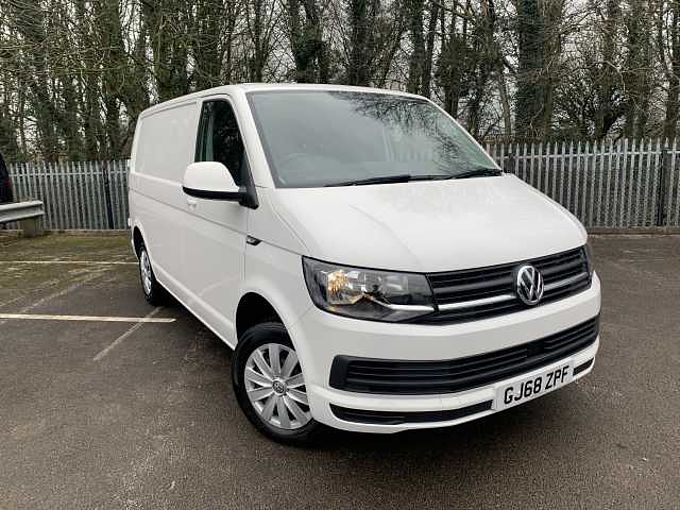 Volkswagen Transporter Panel Van T30 Trendline SWB EU6 102 PS 2.0 TDI BMT 5sp Manual